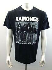 The Ramones T Shirt Punk Alternative Rock 2006 Men's Large Graphic Band Tee