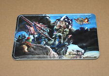 Monster Hunter 4 Ultimate Nintendo 3DS XL promo Pouch / Sleeve / Cover very Rare