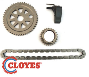 CLOYES STANDARD REPLACEMENT TIMING CHAIN KIT FOR HSV GRANGE WH L67 S/C 3.8L V6