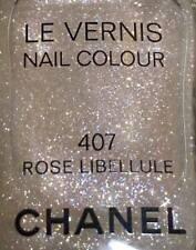 chanel nail polish 407 ROSE LIBELLULE rare limited edition VINTAGE