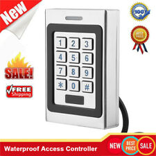 Waterproof Metal RFID Access Control Keypad Backlight For Access Control System