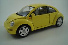 Bburago Burago Modellauto 1:18 Volkswagen VW New Beetle Cup 1998
