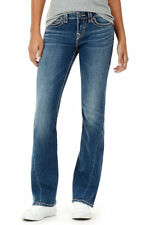 True Religion Women's Becca Bootcut Twist Seam Supet T Jeans - 200054