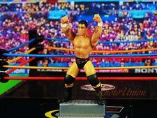 WWE MICRO AGGRESSION Wrestling Wrestler Figure Cake Topper Randy Orton K1041 A