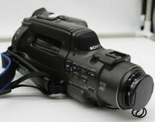 Black Sony Video 8 Handycam CCD-FX270E Video Camera Recorder . NUNB168RG