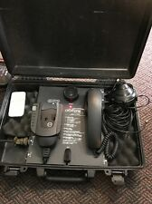 Orbitone Orbit One Communications Satellite Phone, Speaker Phone Set Up. In Case
