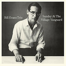 Bill Evans Trio Sunday at The Village Vanguard CD 2017