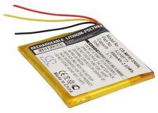 3,7 v Bateria Para Sandisk 8jjh8f15, Sansa Fuze 4 Gb, Sansa Fuze 8 Gb Li-Polymer Nuevo