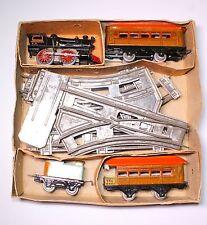 VINTAGE PRE-WAR AMERICAN FLYER BOXED TRAIN SET