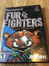 Fur Fighters: Viggo's Revenge (Sony PlayStation 2, 2001) PS2 VC3