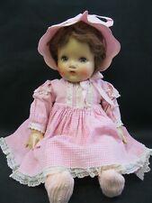 """Antique/Vintage Madame Alexander """"Baby Genius"""" Composition 23"""" Doll"""