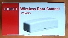 DSC WS4945 Wireless Door Window Contact Transmitter ~Complete: New In The Box~