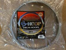 """14"""" S-Hoop 10 Hole Snare Drum Hoop"""