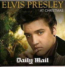 Elvis Presley At Christmas Came with The Daily  Mail -In a Card SlipSleeve UK CD