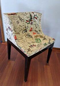 Genuine Kartell Mademoiselle Moschino Chair ( read description)