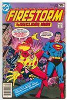 Firestorm 2 1st Series DC 1978 VF NM Superman 1st Multiplex Gerry Conway