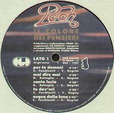 POOH - Il Colore Dei Pensieri - 1988 CGD LP Album, Gatefold - CGD 20686