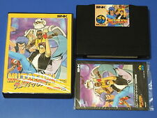 SNK Neo Geo AES MUTATION NATION ROM Import Japan