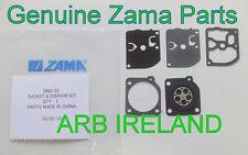 ZAMA CARBURETOR KIT diaframma gnd-35 Si Adatta Stihl Ms210 Ms230 DOLMAR ps340 ps-34