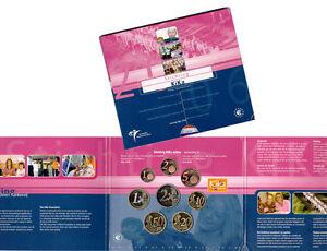 Holland 2006 - Official (BU) Euro Coin Set - The Kika Fund