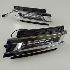 LED Day Time Running light front fog Light cover for 06-09 Benz GL320 to GL550