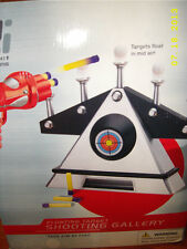 PERFECT SOLUTIONS Floating Target Shooting Gallery w/multi foam darts capability