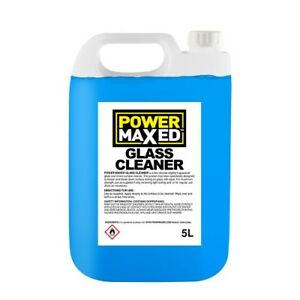Power Maxed Window & Glass Cleaner Concentrate 5 ltr