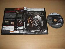 THE BLACK MIRROR II 2 REIGNING EVIL Pc DVD Rom - FAST POST