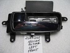 DRIVERS SIDE INTERIOR DOOR HANDLE 2007 - 2011 NISSAN ALTIMA 4 DOOR