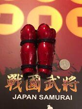 COO Models Japan Samurai Sanada Yukimura METAL Leg Armour loose 1/6th scale