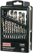 New Craftsman 29 pc Professional Cobalt Drill Bit Set 9-64086