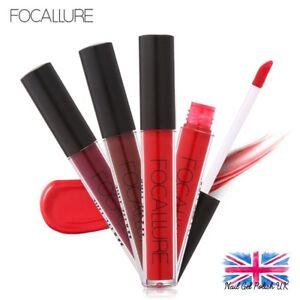 Focallure Waterproof Liquid Matte Effect Lipstick All-day Wear NEW 2018 Colours