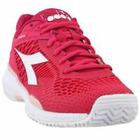 Diadora Speed Competition 5 Ag   Womens  Sneakers Shoes Casual   - Pink