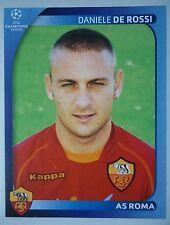 Panini 459 Daniele de Rossi AS Roma UEFA CL 2008/09