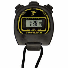 Precision 1000 Series Stop Watch Lap Timer Athletics Gym Stopwatch Clock RRP £10