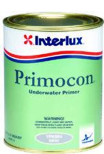 Interlux Boat Marine Primocon Underwater Metal & Outdrives Primer 1 Quart