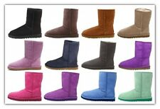 Womens Ugg Australia Classic Short Boots NEW Winter Snow Boots Authentic