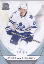 15-16 The Cup James Van Riemsdyk /249 Toronto Maple Leafs 2015