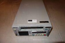 SONY DSR-45A Pro DVCAM Mini DV Video Editing Deck LCD Professional Machine