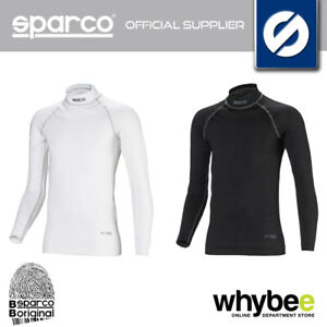 001764 Sparco Shield RW-9 Racing Fireproof Base Layer Top RW9 X-Cool FIA
