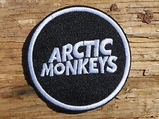 ECUSSON PATCH THERMOCOLLANT aufnaher toppa ARTIC MONKEYS musique rock hard métal