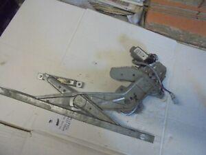 rover 45 n/s rear window regulator and motor