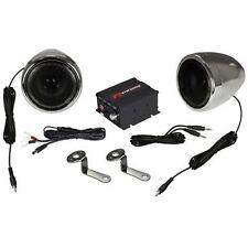 Renegade RXA100 C Soundsystem Motorcycles/Scooter Amplifier + Speaker RXA100