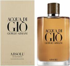 """GIORGIO ARMANI """" Acqua di Giò Absolu """" Eau de Parfum Vapo ml. 200"""