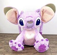 "Disney Parks Lilo & Stitch Large Angel Plush Stuffed Toy Experiment 624 16"""