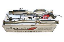 SKUNK2 MegaPower RR 76mm Exhaust Catback 92-00 Honda Civic Coupe 2D