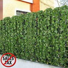 Artificial Hanging Plants Silk Ivy Vine Fake Garden Wall Decor Greenery 84 Feet