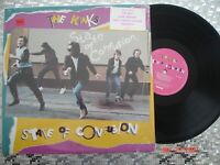 "The Kinks ‎– ""State Of Confusion""    Vintage LP  Arista ‎– AL 8-8018"
