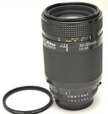 Nikon 70-210mm f4-5.6 AF Nikkor Zoom Lens - Nice