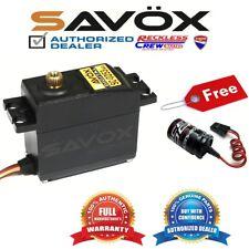 Savox SC-0253MG Digital Servo + Free Glitch Buster